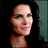 Natalie Ann Bruenner: smirk w/dimples