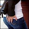 Natalie Ann Bruenner: sexy ass