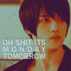 Jaejoong monday