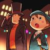 Arisu - sama: layton × another night with you