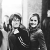 harry potter / harry and hermione