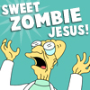 Wednesday Lee Friday: Farnsworth/zombie jesus