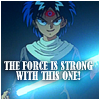 Hiei and the force