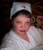 Nurse in white