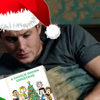 Who'da thought, baby? We're civilians.: Xmas: reading's important