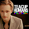Eric - TeaCup Humans - True Blood