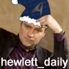 hewlett daily santa