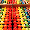 misc: colorful cupcakes are colorful