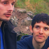 kinda into that Colin Morgan guy: colin watching bradley roadtrip