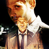cheerful_earl: Lucifer and Castiel