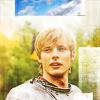 Merlin: Arthur / sky by adina_mpj