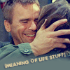SG-1 Jack/Daniel meaning of life stuff