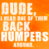 Back Humpers