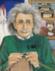 knitting einstein