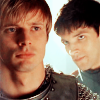 merlin/arthur look