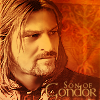 Son of Gondor by wizzicons