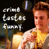 Emmie: Andrew Crime Tastes Funny