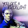 Ballard - You got a problem?
