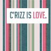 c'rizz is exoskeletal love
