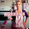 greys// izzie muffins
