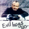 Just Pat: evil hugs