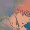 [bleach: ichigo] drowning