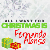 Christmas Fernando Alonso