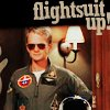 Heather Jones: HIMYM - flightsuit up