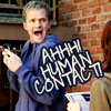 dr horrible: human contact