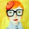 lemon portrait