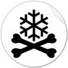 snowflake-crossbones