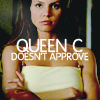 Kelly: ATS: Queen C Doesn't Approve