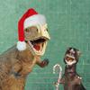 stock → dinos! christmas