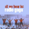 wrong in all the right ways: Queen - Radio Ga Ga