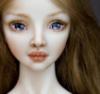 Смежная Королева: кукла