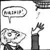 Kate Beaton - Jules Verne - airship!