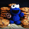 baby monster of cookies