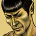 Spock TOS Trek