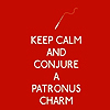 misc | hp ♥ keep calm conjure patronus