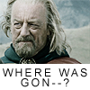lotr - WHERE WAS GON--