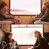 maddy: HP - Harry&Ron - First & Last Train Ride