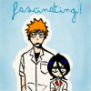never give up!  ৵  never surrender!: (bleach) ichiruki fascinating.