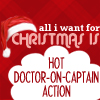 All I want for Christmas is Doctor-on-Ca