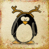 christmas // penguin