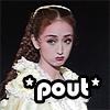 ♥ƹ̵̡ӝ̵̨̄ʒ♥°``'まりい'``°♥ƹ̵̡ӝ̵̨̄ʒ♥: hana elizabeth pout