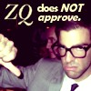 ZQ does NOT approve
