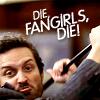 Campaspe: Supernatural \\ Chuck; die fangirls die!