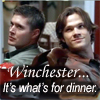 BlueIris's Supernatural Fanfiction