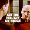 The Mud Puppy: Picard Is Pissed