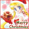 [Sailor Moon] Usagi Merry Christmas